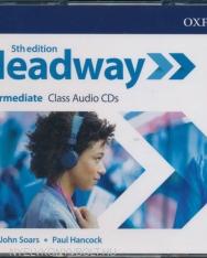 Headway 5th Edition Intermediate Class Audio CDs