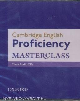 Cambridge English Proficiency Masterclass for the 2013 exam Audio CD