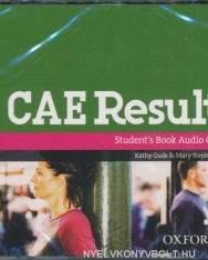 CAE Result! New Edition Class Audio CD