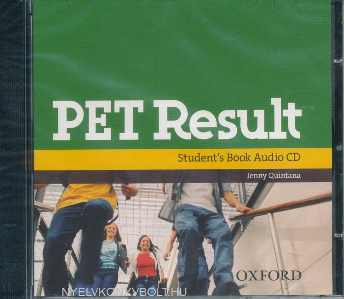 PET Result Audio CD