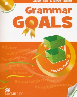 Grammar Goals 3 Pupil's Book with Grammar Workout CD-ROM