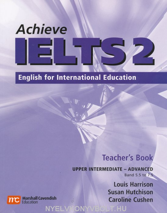 Achieve IELTS 2 Teacher's Book - English for International Education