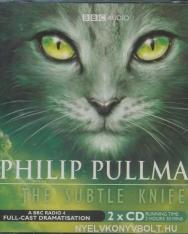 Philip Pullman: His Dark Materials 2 - The Subtle Knife Audio Book CDs