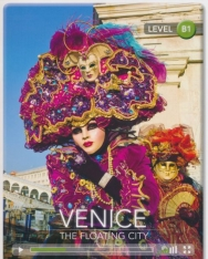 Venice: The Floating City  (Book with Online Access) - Cambridge Discovery Interactive Readers - Level B1
