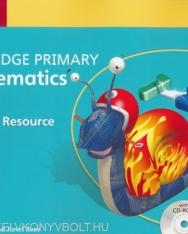 Cambridge Primary Mathematics 1 Teacher's Resource with CD-ROM