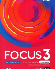 Focus 3 Student's Book and Active Book 2nd Edition