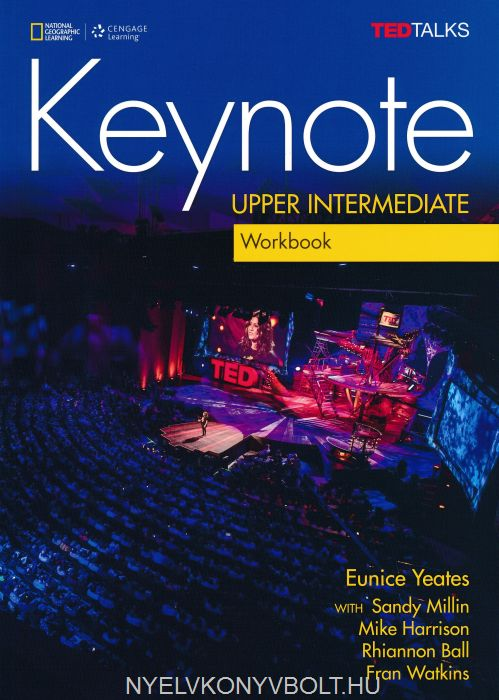 Keynote Upper-Intermediate Workbook with Answers and Audio CDs(2)