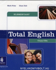 Total English Elementary Class Audio CD