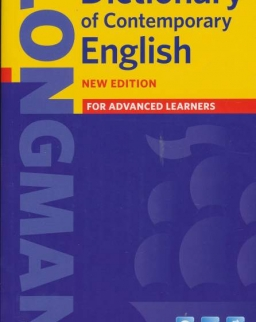 Longman Dictionary of Contemporary English - 5th Edition Paperback with DVD-ROM
