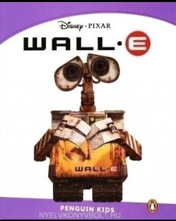 Wall-e - Penguin Kids Disney Reader Level 5