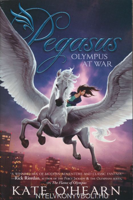 Kate O'Hearn: Olympus at War - Pegasus (Book 2)