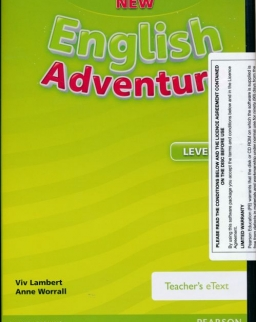 New English Adventure 1 Teacher's eText