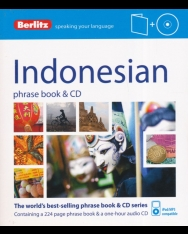 Berlitz Indonesian Phrase Book & Audio CD
