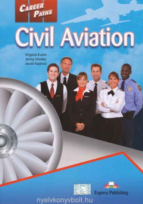 Career Paths Civil Aviation Student's Book