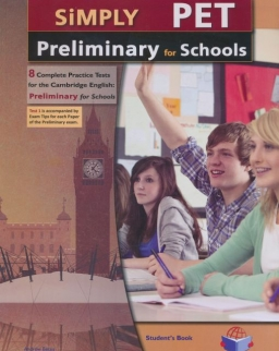 Simply PET Preliminary for Schools Student's Book