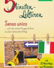 PONS 5-Minuten-Lektüren Italienisch A2 - Senso unico ... und viele weitere Kurzgeschichten aus dem italienischen Alltag