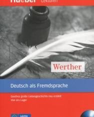 Werther mit Audio-CD - Hueber Lektüren Leichte Literatur A2