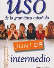 USO de la gramática espanola Junior intermedio