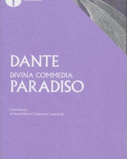 Dante Alighieri: La Divina Commedia - Paradiso