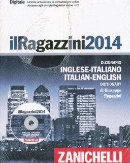 Il Ragazzini 2014 Plus Digitale (Volume, DVD-Rom per Win e Mac, licenza online e esercizi ELIZA)