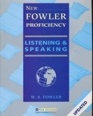 New Fowler Proficiency Listening & Speaking Student's Book