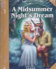 A Midsummer Night's Dream with Audio CD - MM Top Readers Level 5