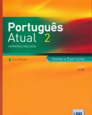 Portugues Atual 2 - Textos e Exercícios inclui CD áudio (2)