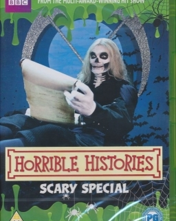 Horrible Histories - Scary Special DVD