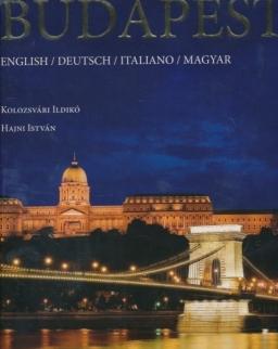Budapest - English / Deutsch / Italiano / Magyar