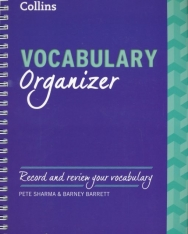 Collins - Vocabulary Organiser - Record and Review Your Vocabulary