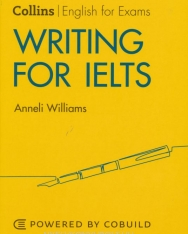 Writing for IELTS: IELTS 5-6+ (B1+) (Collins English for IELTS) Paperback (Second edition)