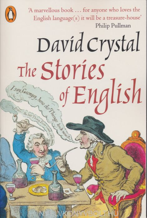 David Crystal: The Stories of English