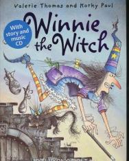 Winnie the Witch with Audio CD