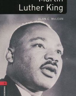 Martin Luther King Factfiles - Oxford Bookworms Library Level 3