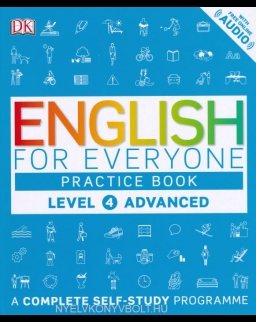 English for Everyone Practice Book Level 4 with Free Online Audio - A Complete Self-Study Programme