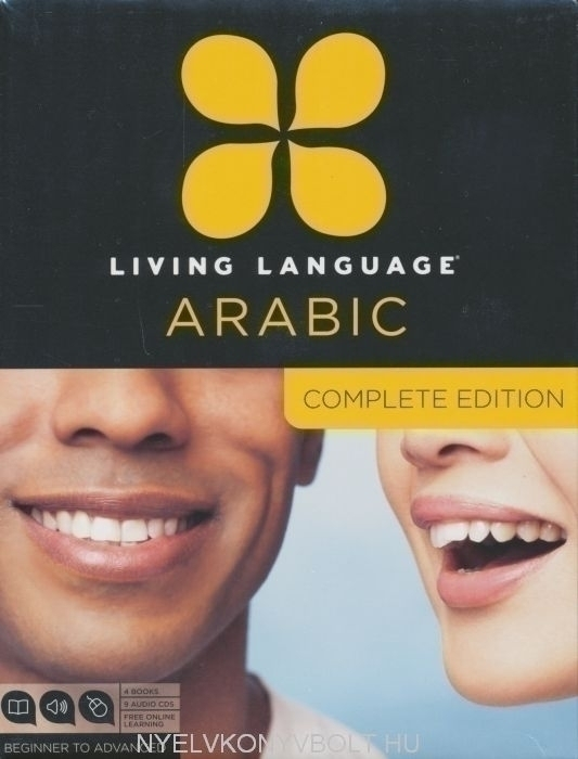Living Language - Arabic - Complete Edition Course 4 Books and 9 Audio CDs
