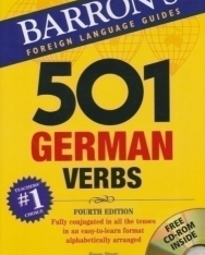 501 German Verbs with CD-ROM - Barron's Foreign Language Guides