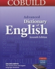 Collins Cobuild Advanced Dictionary of English Seventh Edition