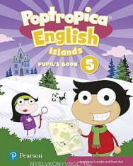 Poptropica English Islands 5. Pupil's Book + Online World Access Code