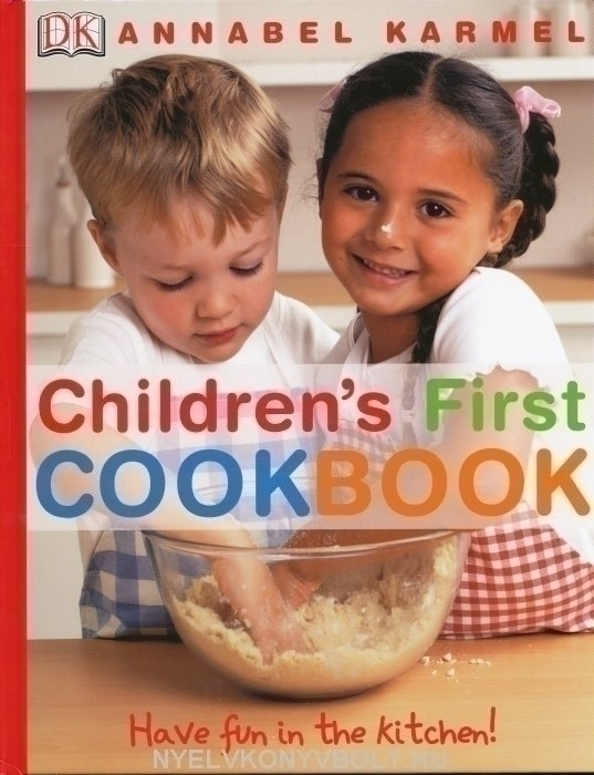 Children's First Cookbook