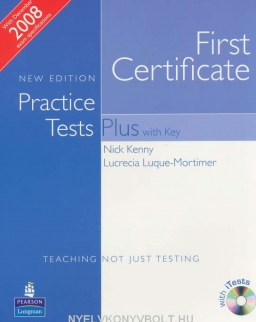 First Certificate Practice Tests Plus with Key, Audio CDs (2) and iTests CD-ROM - New Edition