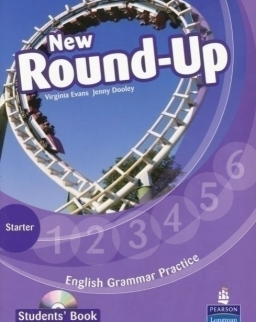 New Round-Up Starter Students' Book with CD-ROM
