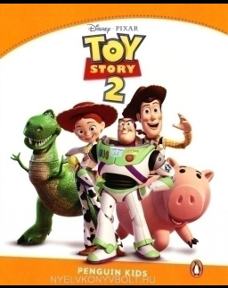 Toy Story 2 - Penguin Kids Disney Reader Level 3