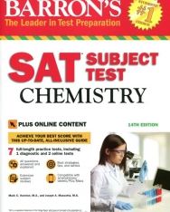 Barron's SAT Subject Test Chemistry 13th Edition