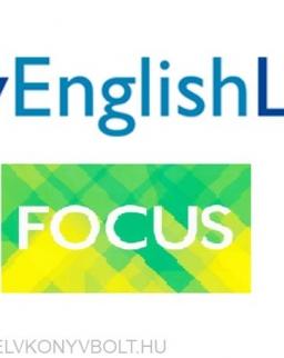Focus 1 Student's MyEnglishLab Online Access Code (British English)