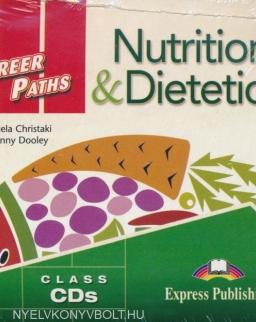 Career Paths - Nutrition & Dietetics Audio CDs (2)