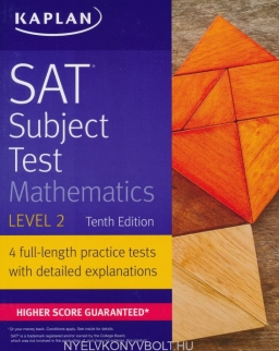 Kaplan SAT Subject Test Mathematics Level 2