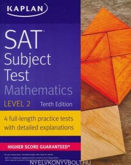 Kaplan SAT Subject Test Mathematics Level 2