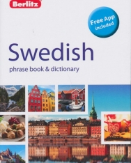 Berlitz Swedish Phrase Book & Dictionary - Free App included