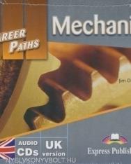 Career Paths Mechanics Audio CD